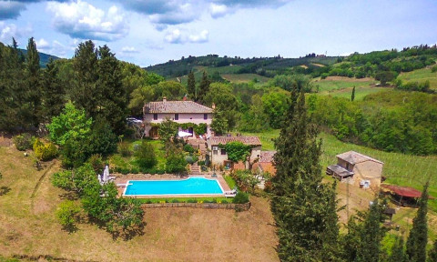 Italy property for sale in Tuscany, San Gimignano