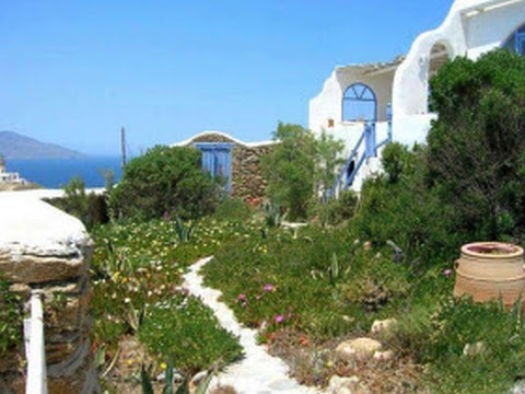 Grecia  en Cyclades Islands, Cyclades Islands
