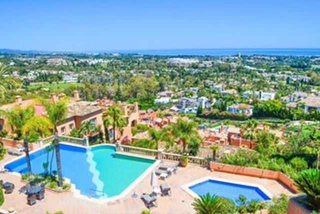 Испания  в Andalucia, Marbella