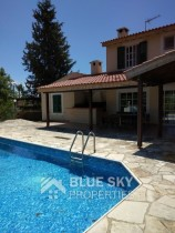 Cyprus long term rental in Paphos, Pano Akourdaleia