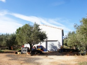 Spain property for sale in Lliber-Jalon Valley, Valencia