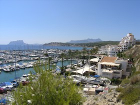 Spain property for sale in Moraira, Valencia