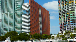 USA  in Florida, Brickell FL