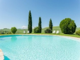 Italy property for sale in Asciano, Tuscany