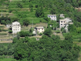 Italy property for sale in Liguria, Favale-Di-Malvaro