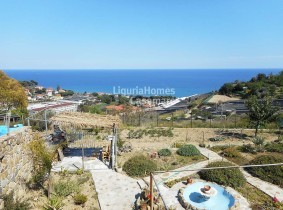 Italy property for sale in San Remo-San Romolo, Liguria