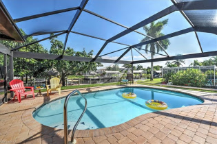 USA long term rental in Florida, Cape Coral FL