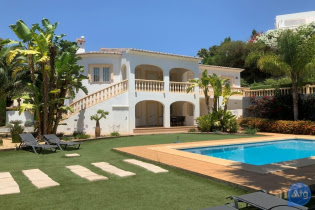 Spain property for sale in Benissa, Valencia