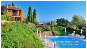 Italy property for sale in Orciatico, Tuscany