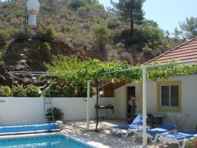 Cyprus property for sale in Platres, Limassol