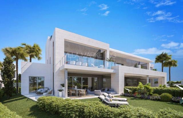 Huizen-Villa te koop in Guadalmina