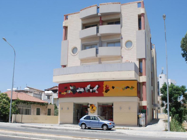 Cipro  in Nicosia, Aglantzia