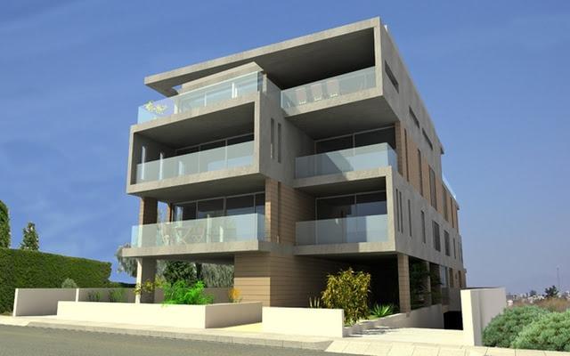 Wohnungen zum kauf in Aglantzia