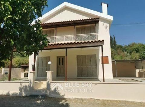 Cyprus long term rental in Limassol, Trimiklini