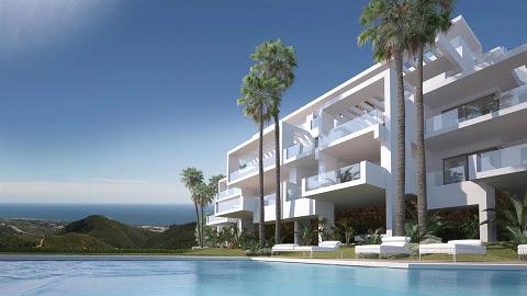 Spanje  in Andalucia, Marbella