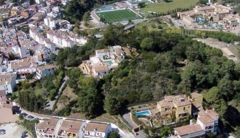 Spanje  in Andalucia, Benahavis