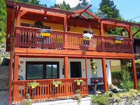 Casa en venta en Kobarid