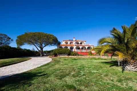 Portugal  en Algarve, Praia de Carvoeiro