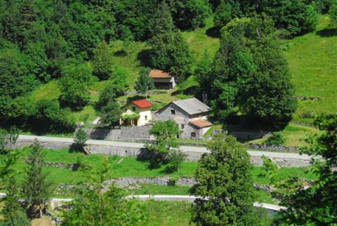 Eslovenia  en Nova Gorica, Cepovan