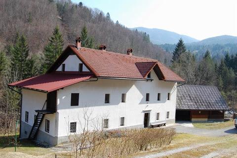 Eslovenia  en Tolmin, Tolmin