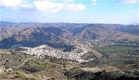 Spanje  in Andalucia, Alora