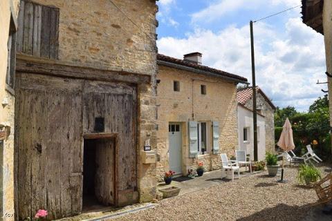 Frankrijk  in Poitou-Charentes, Mansle