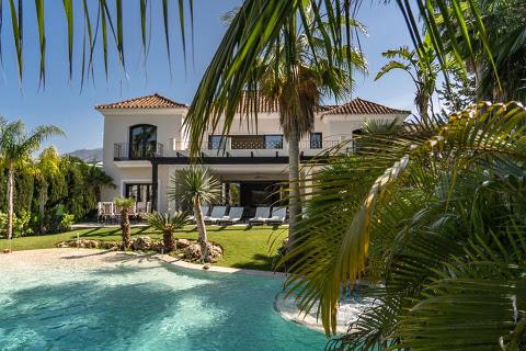 Spanje  in Andalucia, Aloha
