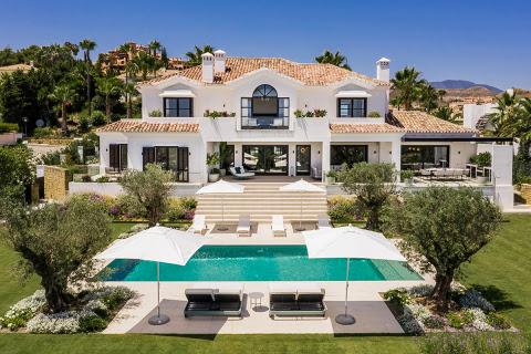 Spanje  in Andalucia, Nueva Andalucia