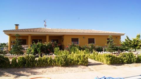 Spanje  in Valencia, Pinoso