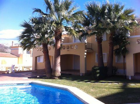 Spanje  in Valencia, La Sella