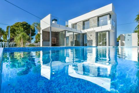 Villa-Maison à vendre en Calpe