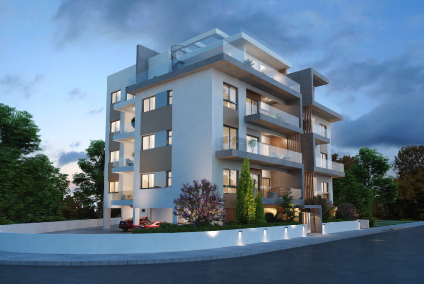 Cyprus property for sale in Limassol, Columbia-Area