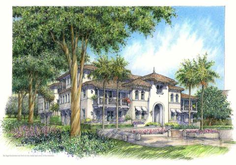 Flatgebouwen te koop in Coral Gables FL