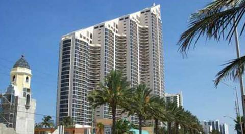 USA  in Florida, Sunny Isles Beach FL