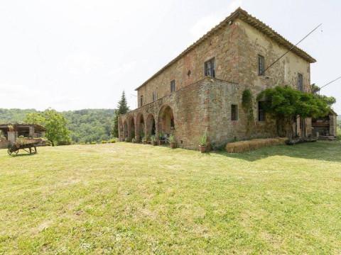 Italia  en Tuscany, Figline Valdarno