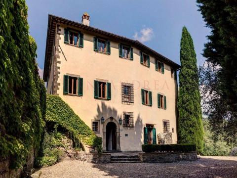 Italia  en Tuscany, Greve in Chianti