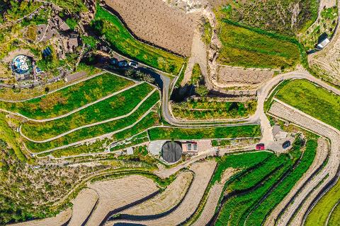 Spanje  in Canary Islands, Vilaflor