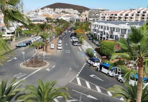 Spanje  in Canary Islands, Los Cristianos