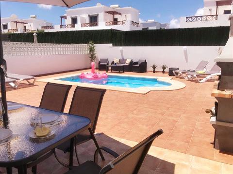 Spanje  in Canary Islands, Playa Blanca