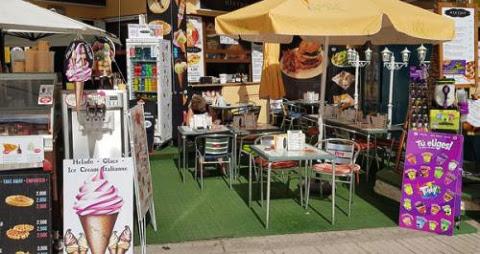 Bar-Restaurant à vendre en Los Cristianos
