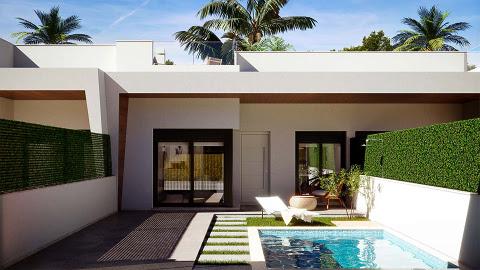 Spain property for sale in Murcia, Roda Golf-Beach Club