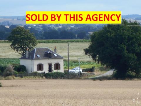 Huizen-Villa te koop in Saint-Germain-De-Coulamer