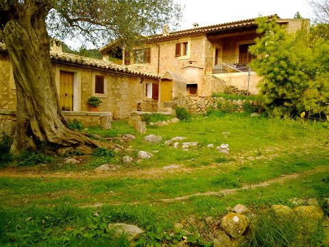 Spanje  in Island Of Majorca, Esporles