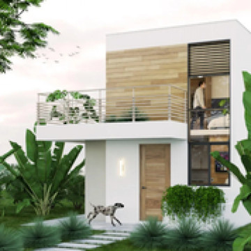 Maison-Villa à vendre en Villa-Del-Carmen