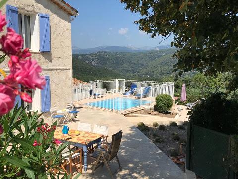 Francia  en Alpes-Cote d`Azur, Tanneron