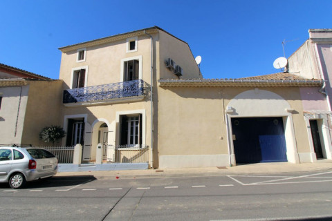 Frankrijk  in Languedoc-Roussillon, Pouzolles