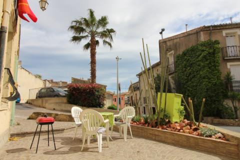 Frankrijk  in Languedoc-Roussillon, Nezignan-l`Eveque