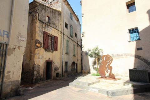 Frankrijk  in Languedoc-Roussillon, Agde