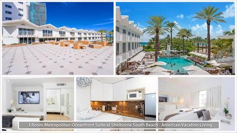 USA vacation rental in Florida, Miami Beach FL