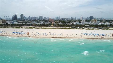 USA vacation rentals in Florida, Miami Beach FL